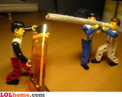 Lego Smokers