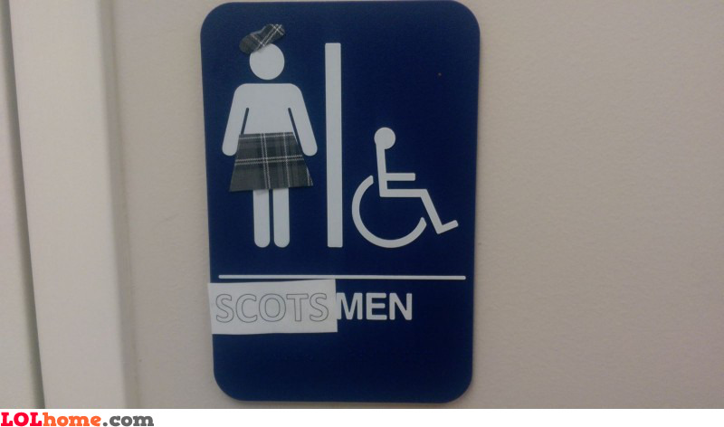 Scotsmen