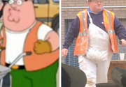 Peter Griffin exists