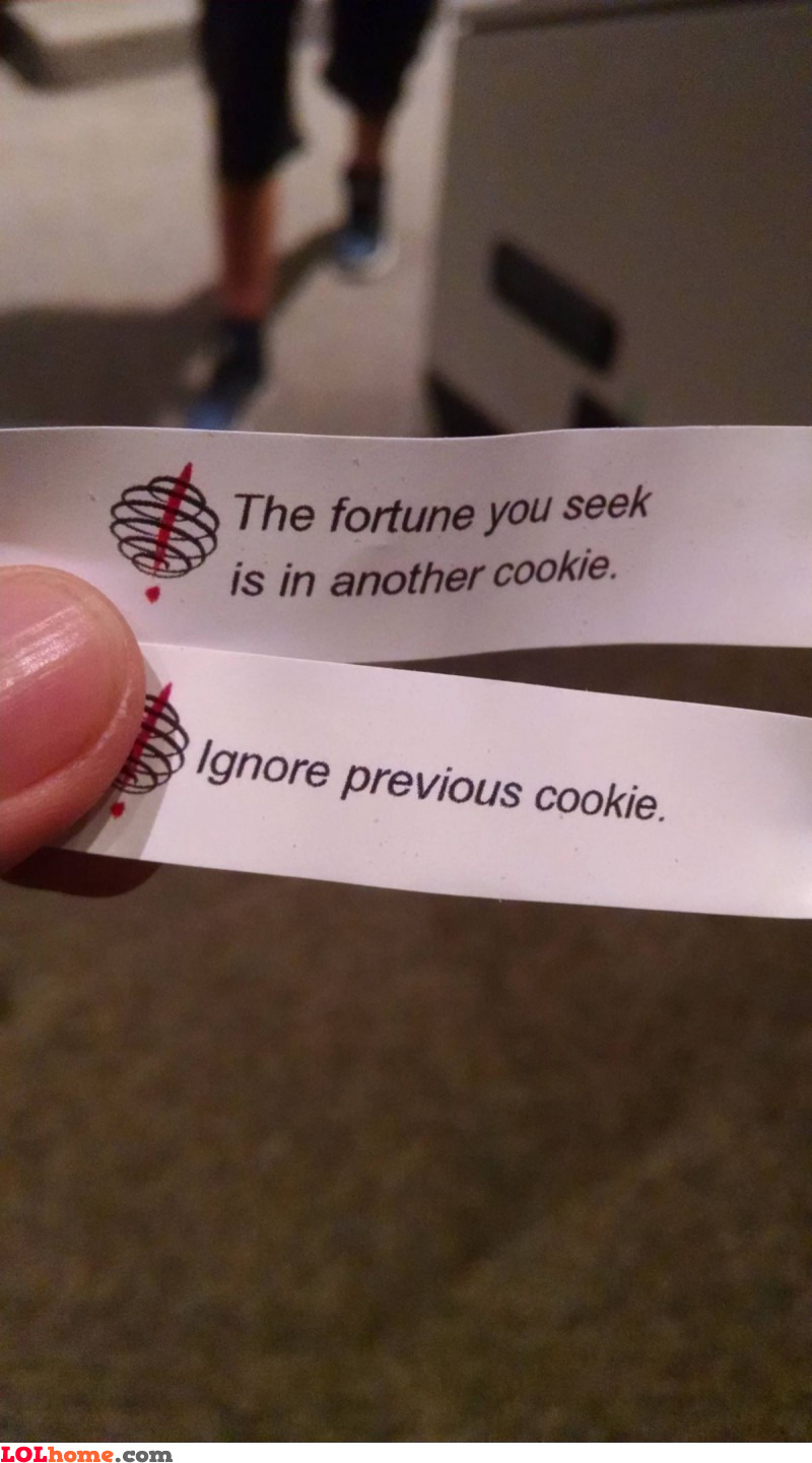 I'm cookie confused