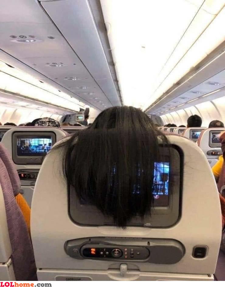 Hairy screen