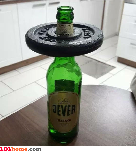 Alcohol workout