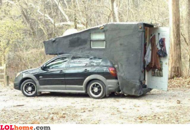 DIY trailer