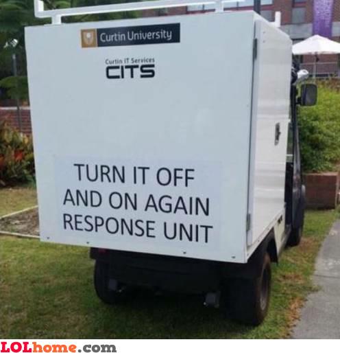 Quick Response Unit