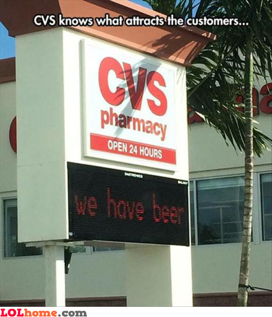CVS advertising