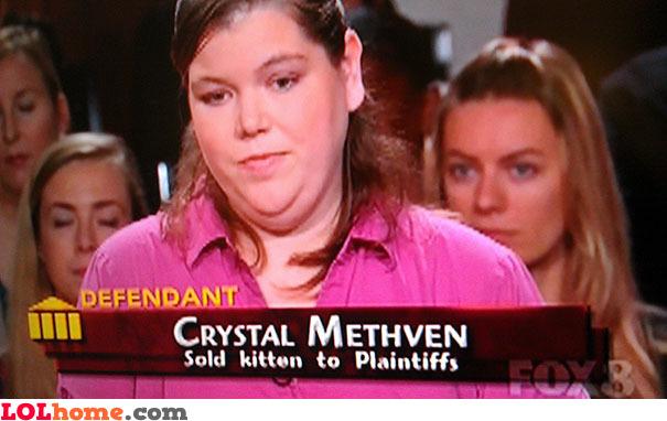 Crystal Methven