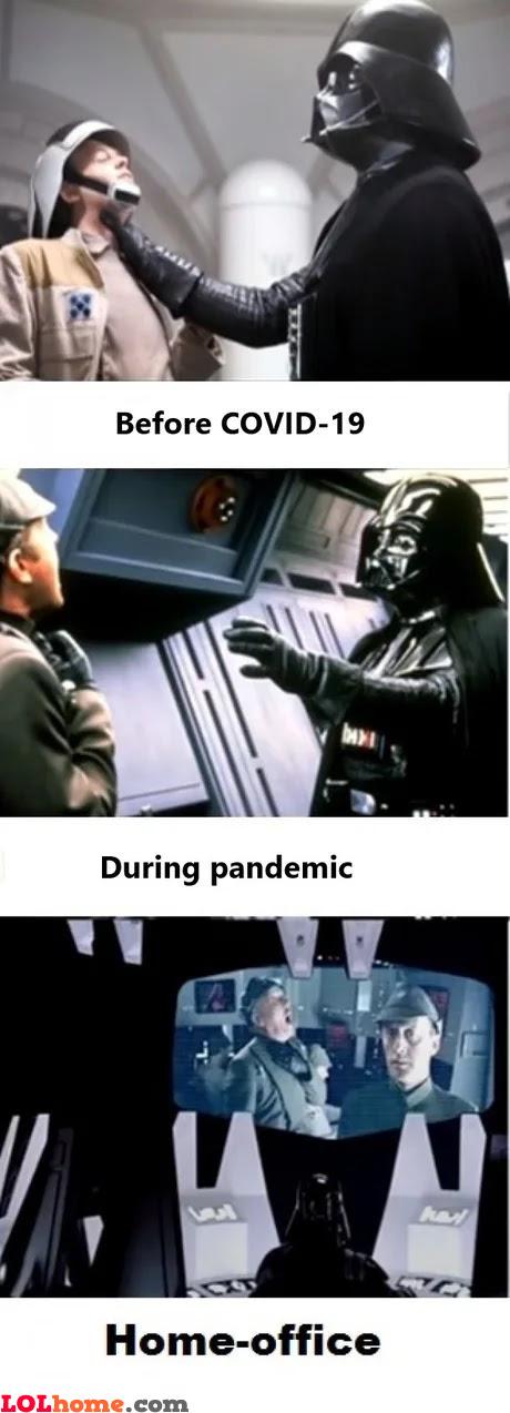 Remote Vader