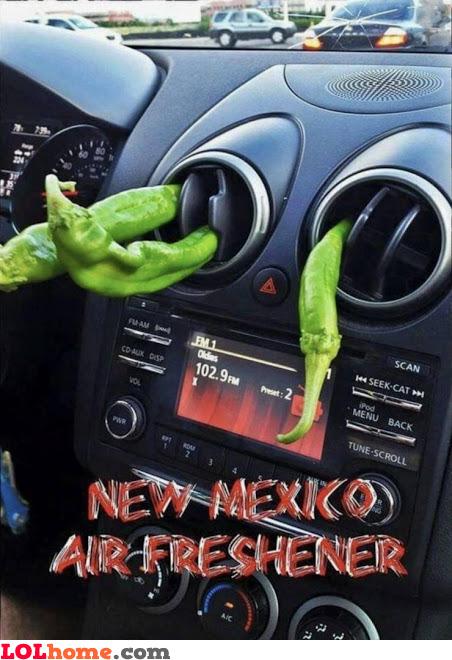 Mexican Air Freshener