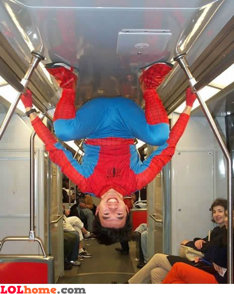 Spiderman dork