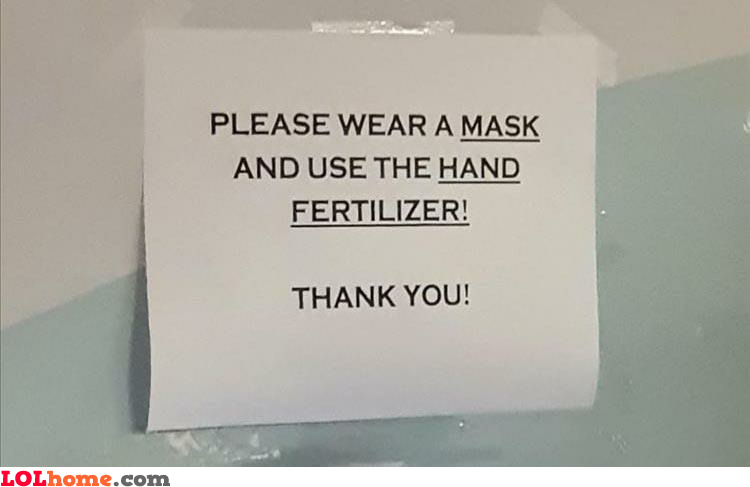 Hand fertilizer