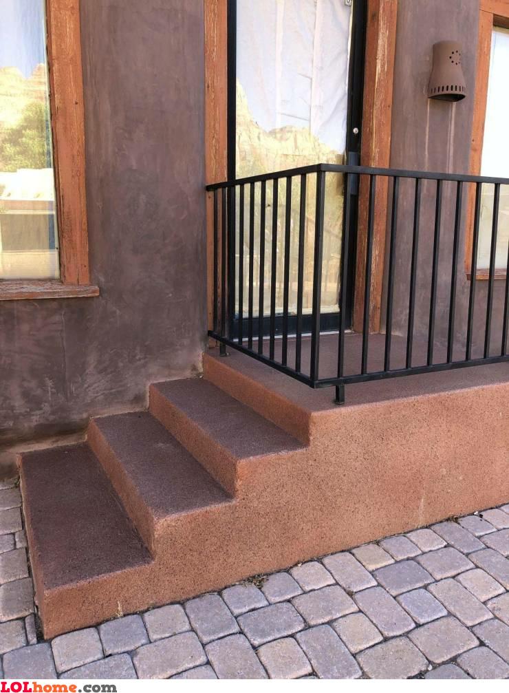 Useless steps