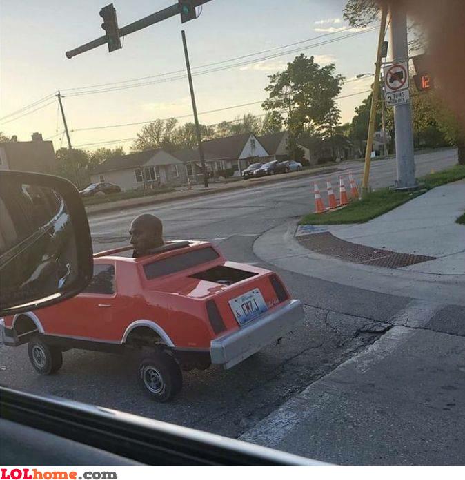 Tiny car