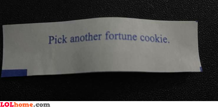Pick another cookie