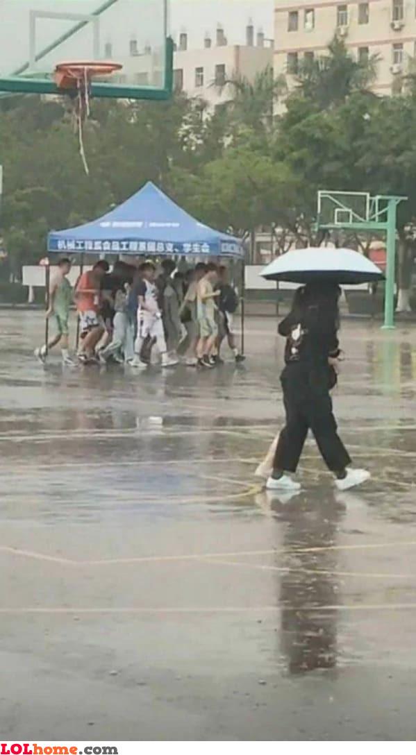 Group umbrella