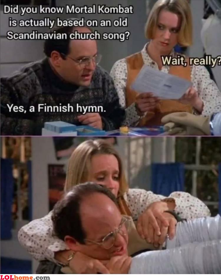 The Finnish hymn
