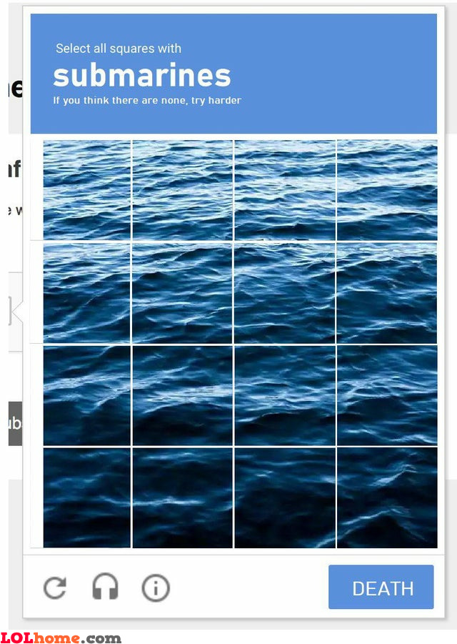 Select submarines