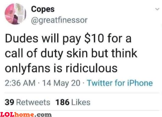Call of Duty skins