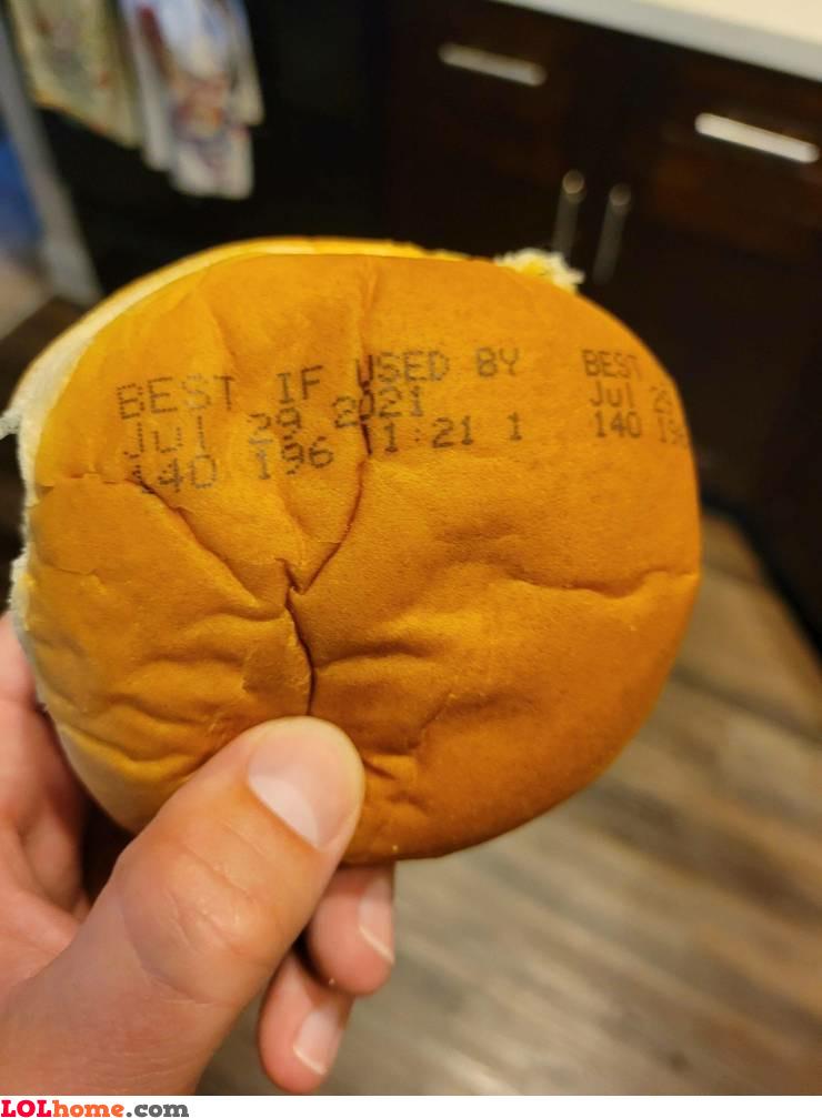 Best bun before