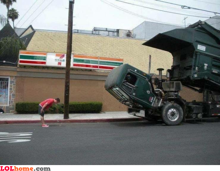 Truck bow