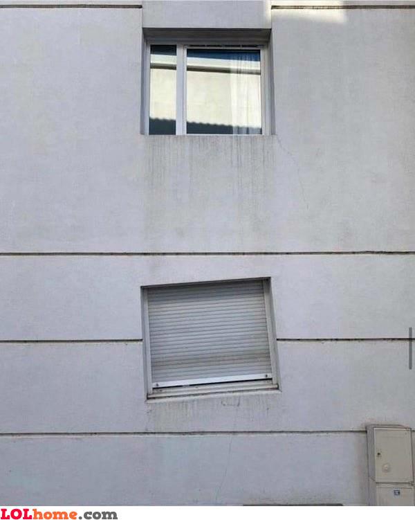 Window alignment