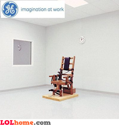 General electric chair