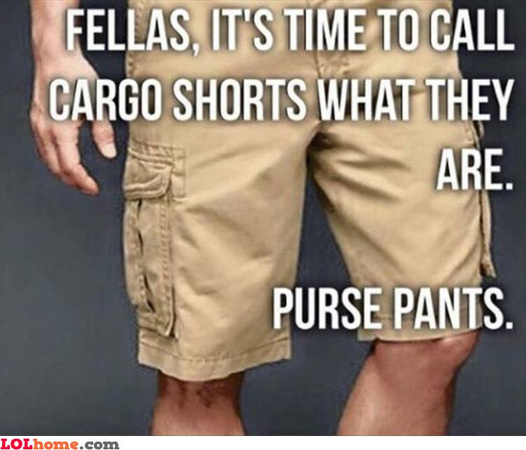 Purse pants