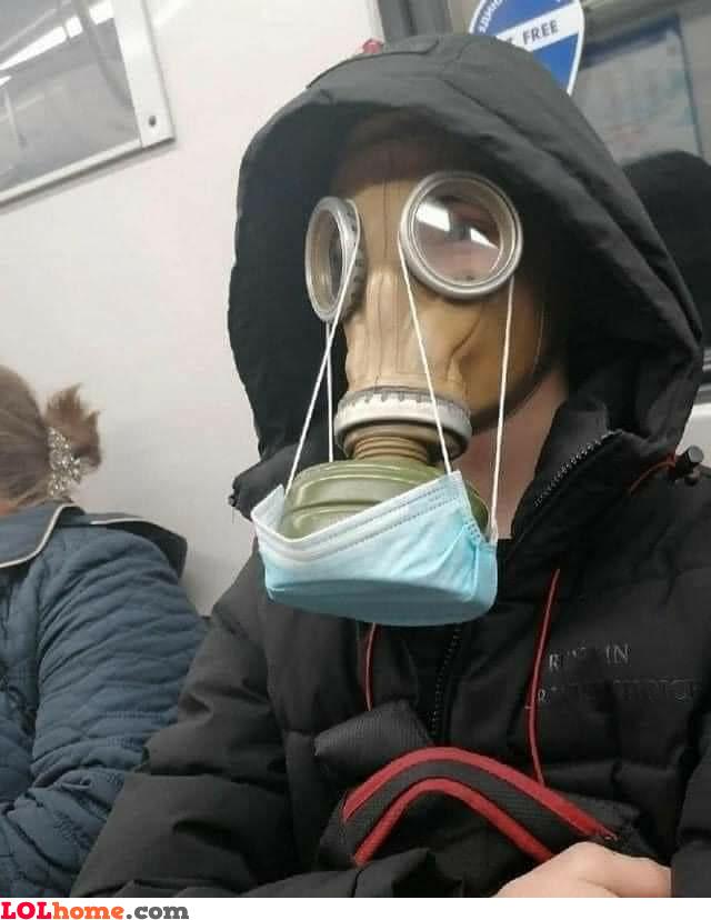 Face mask mandatory