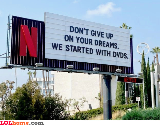 Started with DVDs