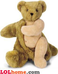 Naked Teddy