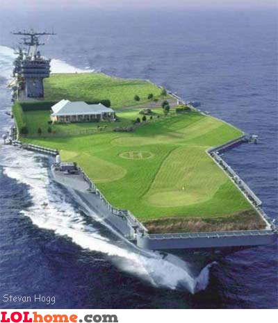 Golf Course Carrier