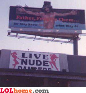 Father, forgive them