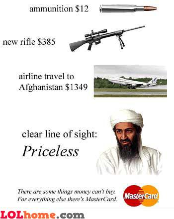 MasterCard Priceless