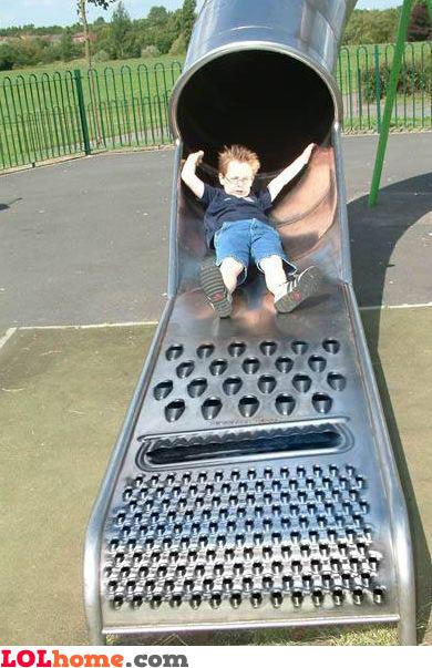 Playground for Bad Kids