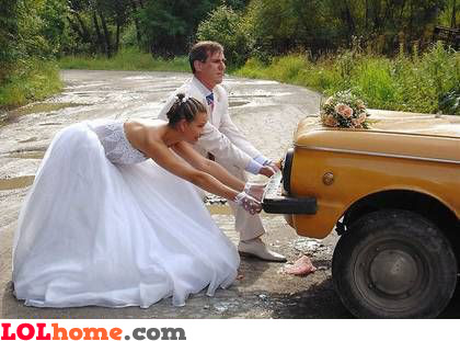Honeymoon problems
