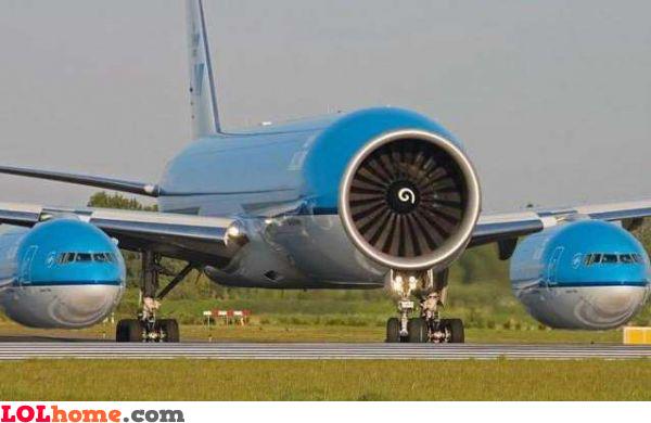 New plane model