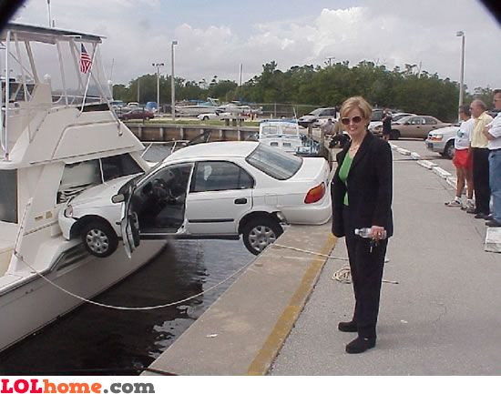 boat crash
