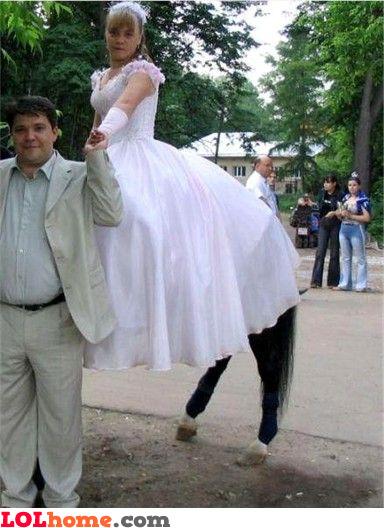 Centaur marriage
