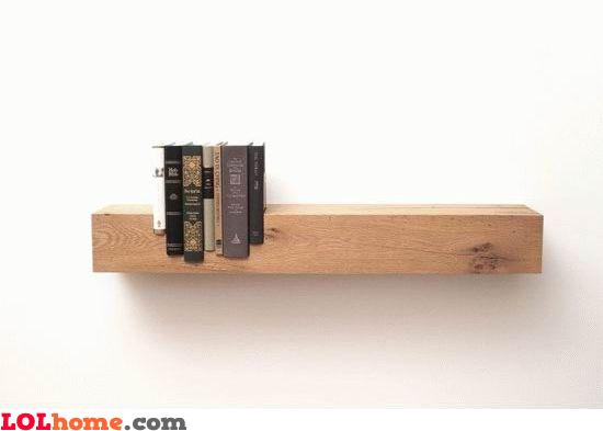Bookshelf alignment