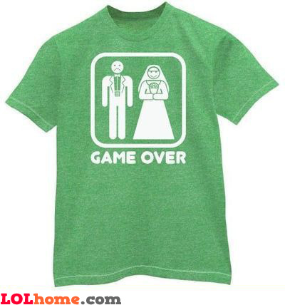 Wedding shirt