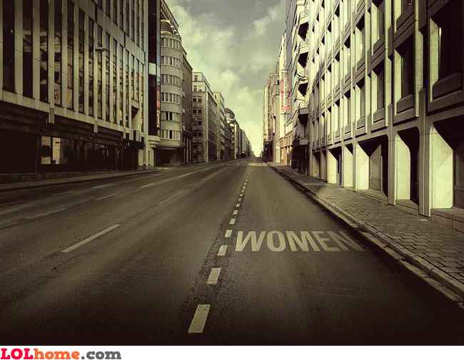 Women special lane