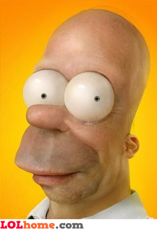 The real Homer