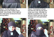 Steps to become a ninja