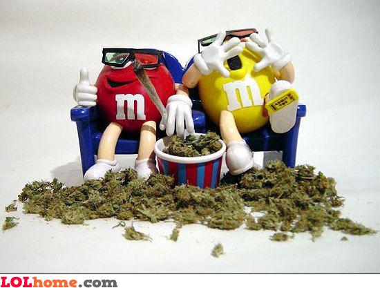 Eminem cought smoking weed