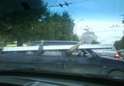 Redneck transport