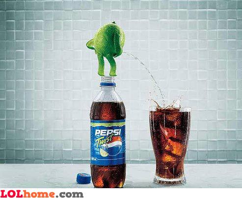Pepsi twist: how it's made