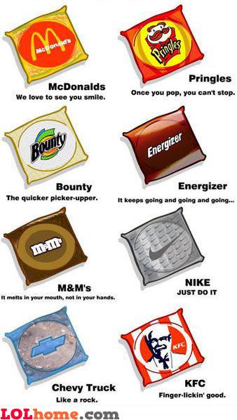Sponsored condoms