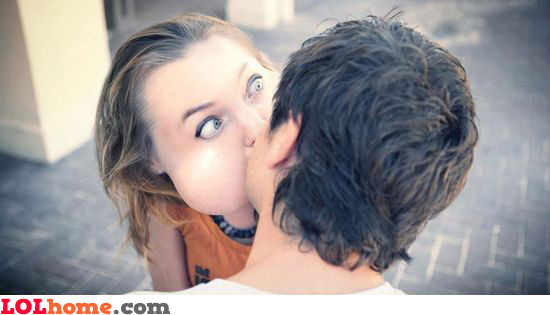 Inflation kiss