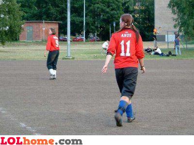 Anus player