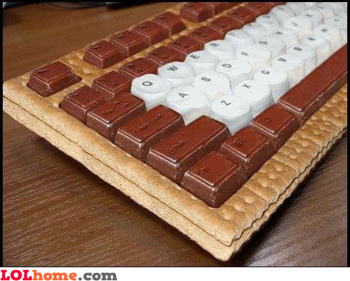 Tasty keyboard