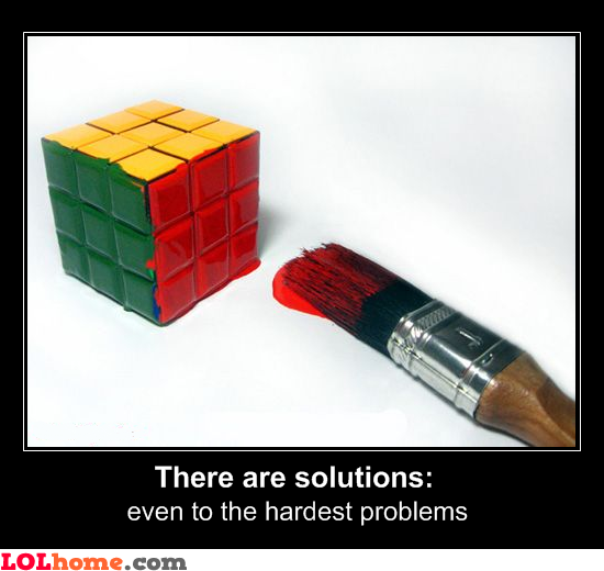 The hardest problems